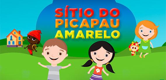 Theatro Bangu Shopping - Sítio do PicaPau Amarelo