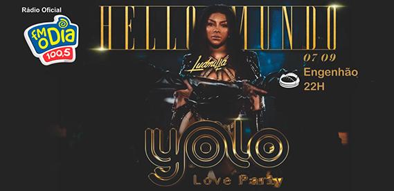 Estádio Nilton Santos - Yolo Love Party