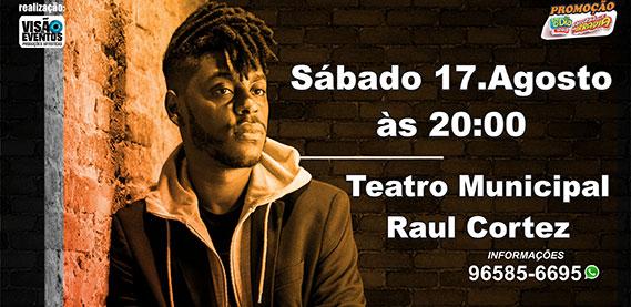 Yuri Marçal - Teatro Municipal Raul Cortez