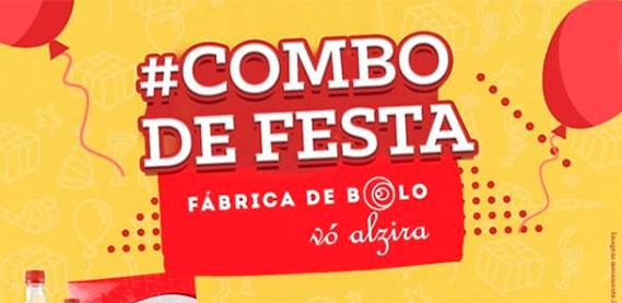 Vó Alzira - Combo Festa