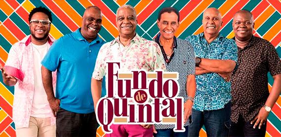 Samba da Feira com Fundo de Quintal