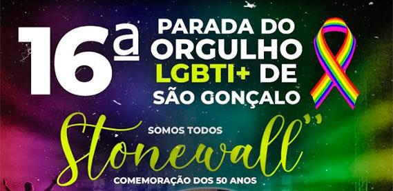 16ª Parada LGBTI+