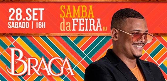 Armazém do Engenhão - Samba da Feira - Braga