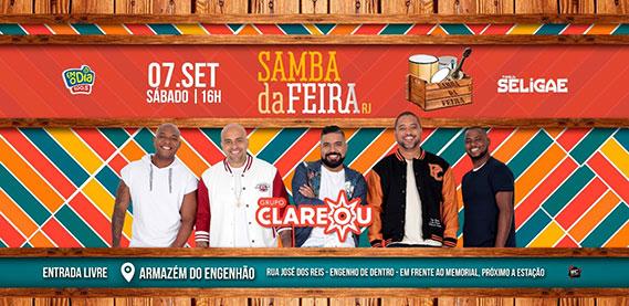 Samba da Feira - Clareou