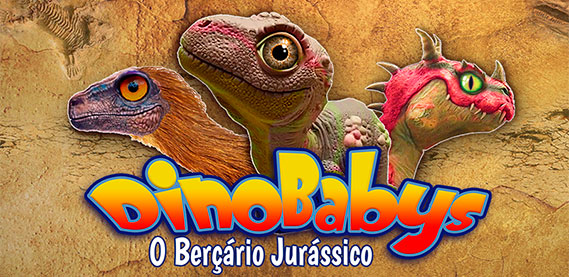 Dinobaby - O Berçário Jurássico