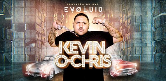 Gravação DVD Kevin O Chris