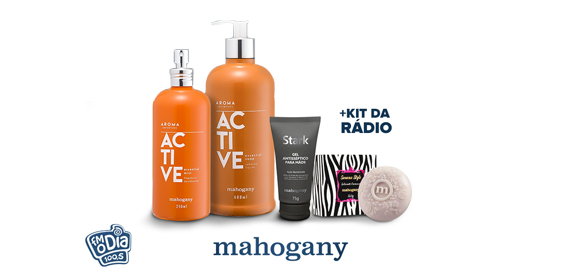 KIT Mahogany + Kit FM O Dia