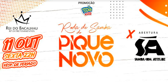 Roda de Samba do Pique Novo
