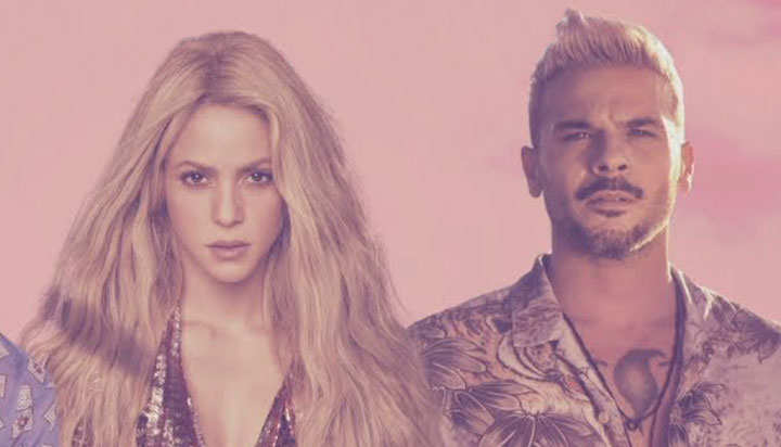 Pedro Capó ft. Shakira