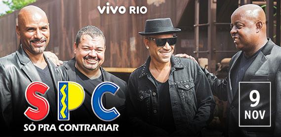Vivo Rio - Só Pra Contrariar - 30 anos