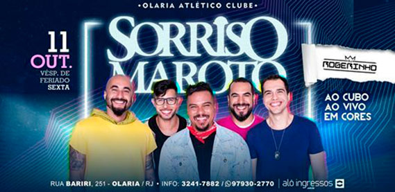 Olaria Atlético Clube - Sorriso Maroto