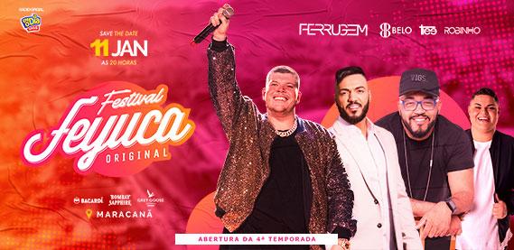 Festival Feijuca Original