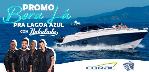 Bora Lá Pra Lagoa Azul