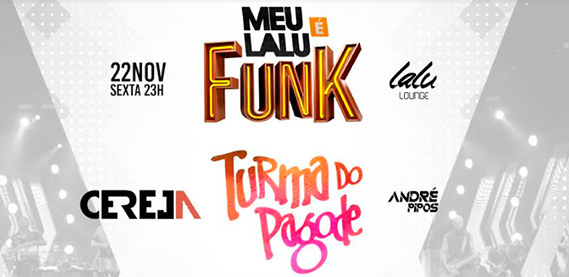 Meu Lalu É Funk