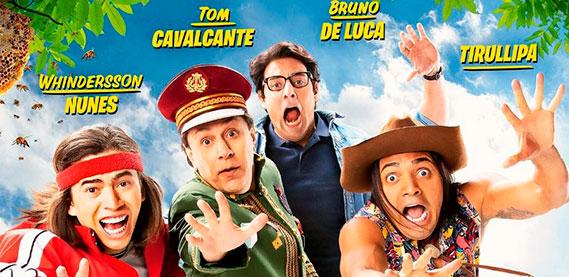 Filme Os Parças 2 - Cinemas em exibição