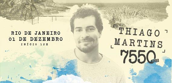 Gravação DVD Thiago Martins