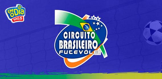 Praia de Icaraí - Circuito Brasileiro de Futevôlei
