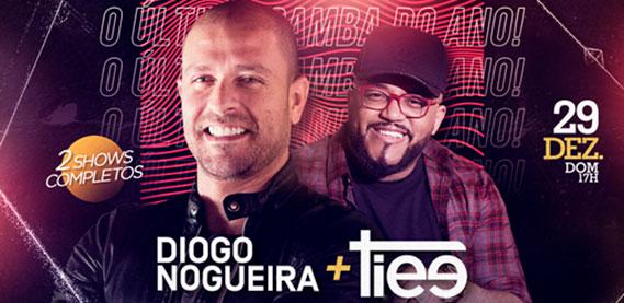 Via Music Hall - Diogo Nogueira e Tiee