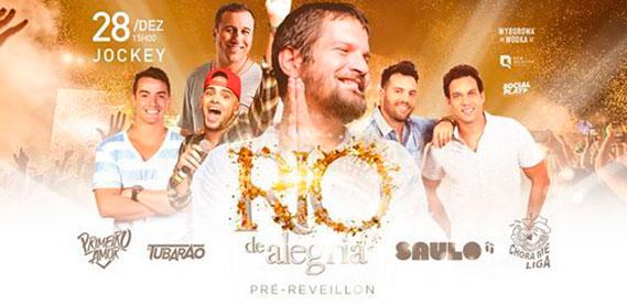 Jockey Club Brasileiro - Pré Reveillon