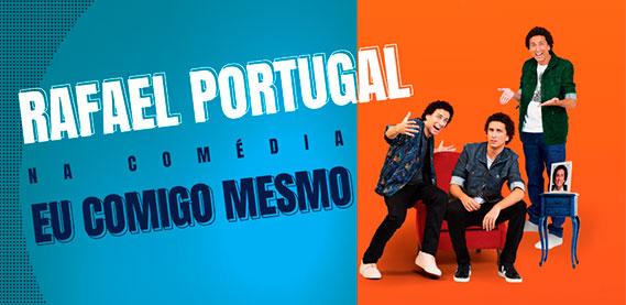 Theatro Bangu Shopping - Rafael Portugal - Eu comigo mesmo