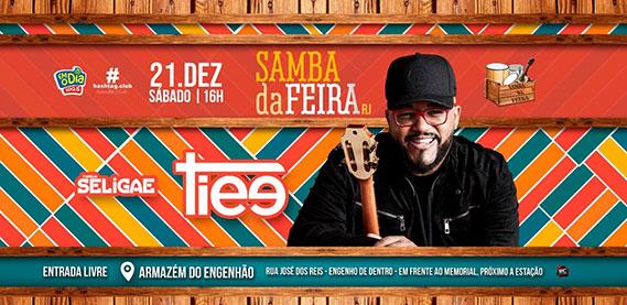Samba da Feira com Tiee