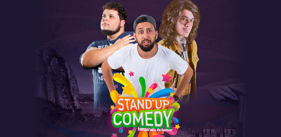 Theatro Bangu Shopping - Stand'Up Comedy