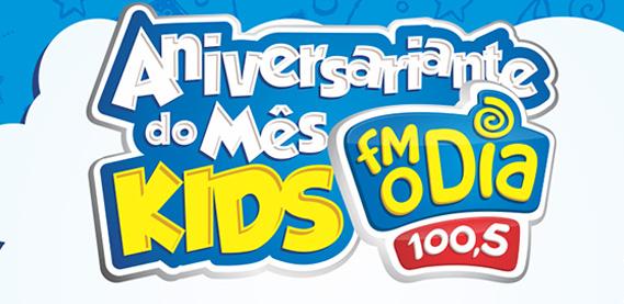 Especial Aniversariante Kids Janeiro