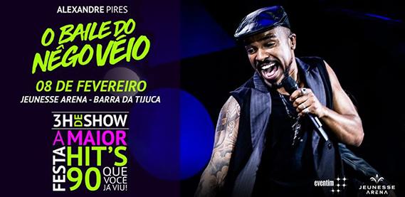 Jeunesse Arena - Baile do Nego Véio