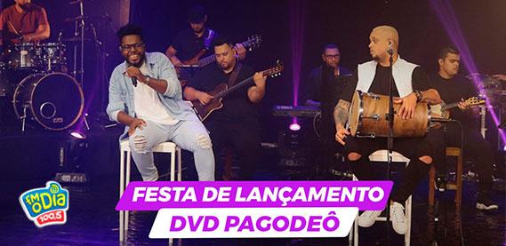 Festa de Lançamento do DVD do Grupo Pagodeô