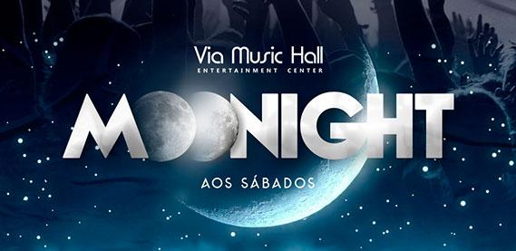Via Music Hall - Festa Moonight