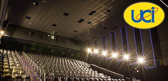 Cinema para a Rede U.C.I