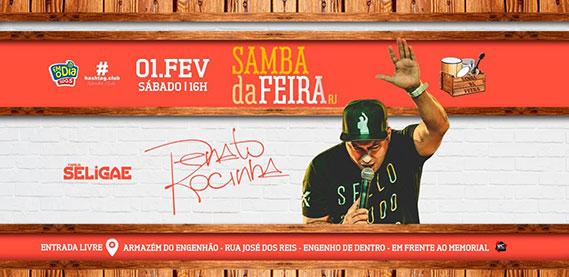 Armazém do Engenhão - Renato da Rocinha