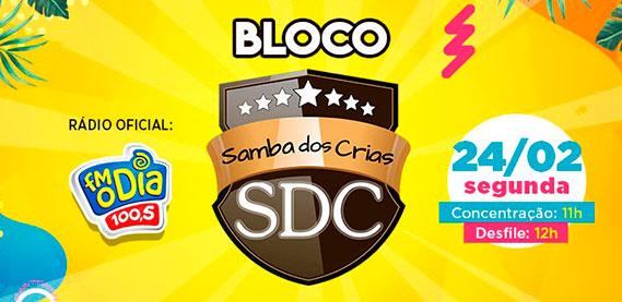Bloco Samba dos Crias