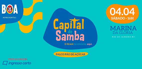 Capital do Samba