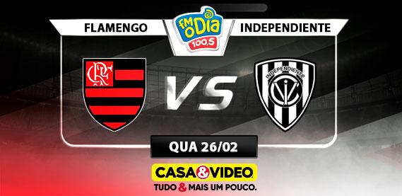 Maracanã - Fla x Independiente