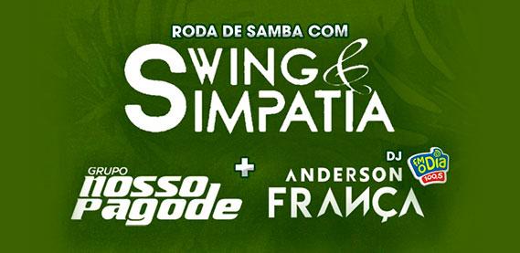 Roda de Samba com Swing e Simpatia