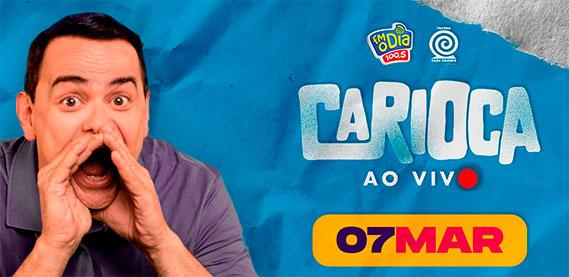 Teatro Casa Grande - Carioca Ao Vivo