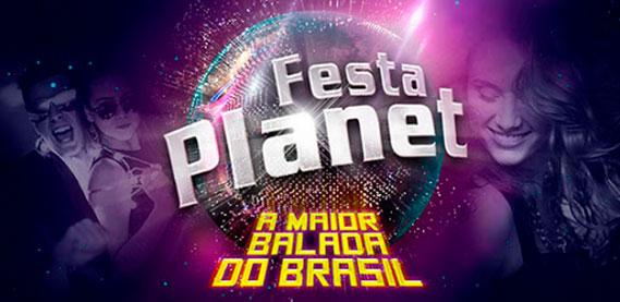 Espaço Hall - Festa Planet