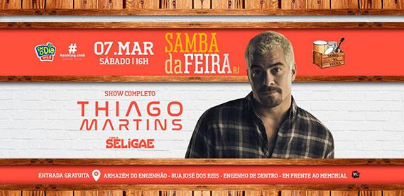 Samba da Feira - Thiago Martins