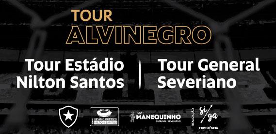 TOUR ALVINEGRO NA FM O DIA