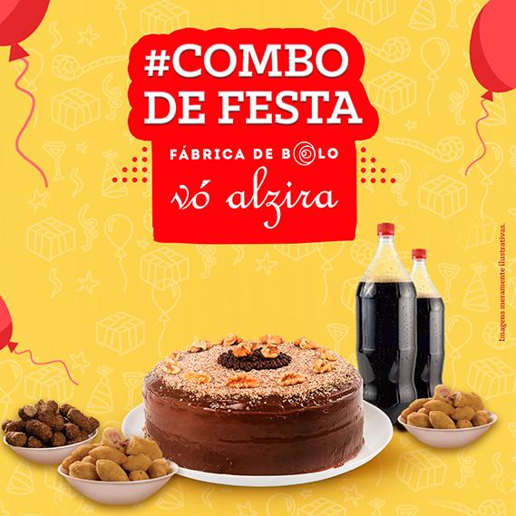 Combo Festa Vó ALzira