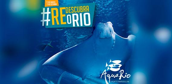 AquaRio - O maior aquário marinho da América do Sul