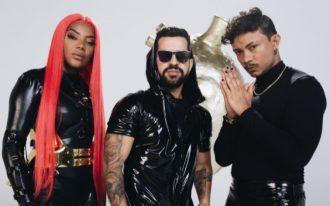 """Ludmilla, Dennis DJ e Xamã lançam """"Deixa de Onda"""" nesta quinta, dia 21. (Divulgação)"""