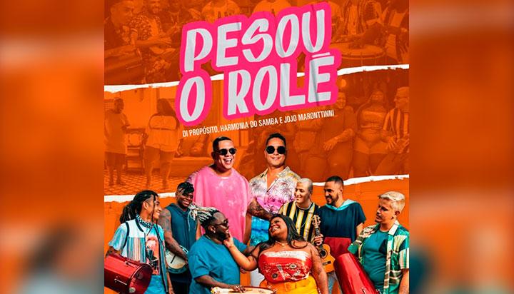 Di Propósito, Harmonia do Samba e Jojô Todynho