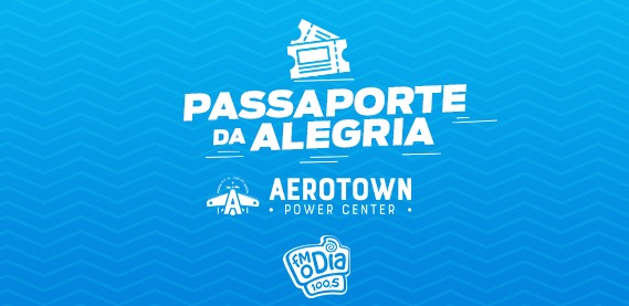 Passaporte da Alegria - Aerotown